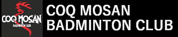 Coq Mosan Badminton Club asbl
